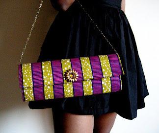 ankara attires, bags