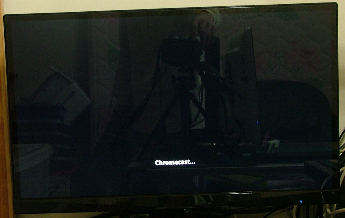 acer g227(all new) and Pink screen from Chromecast