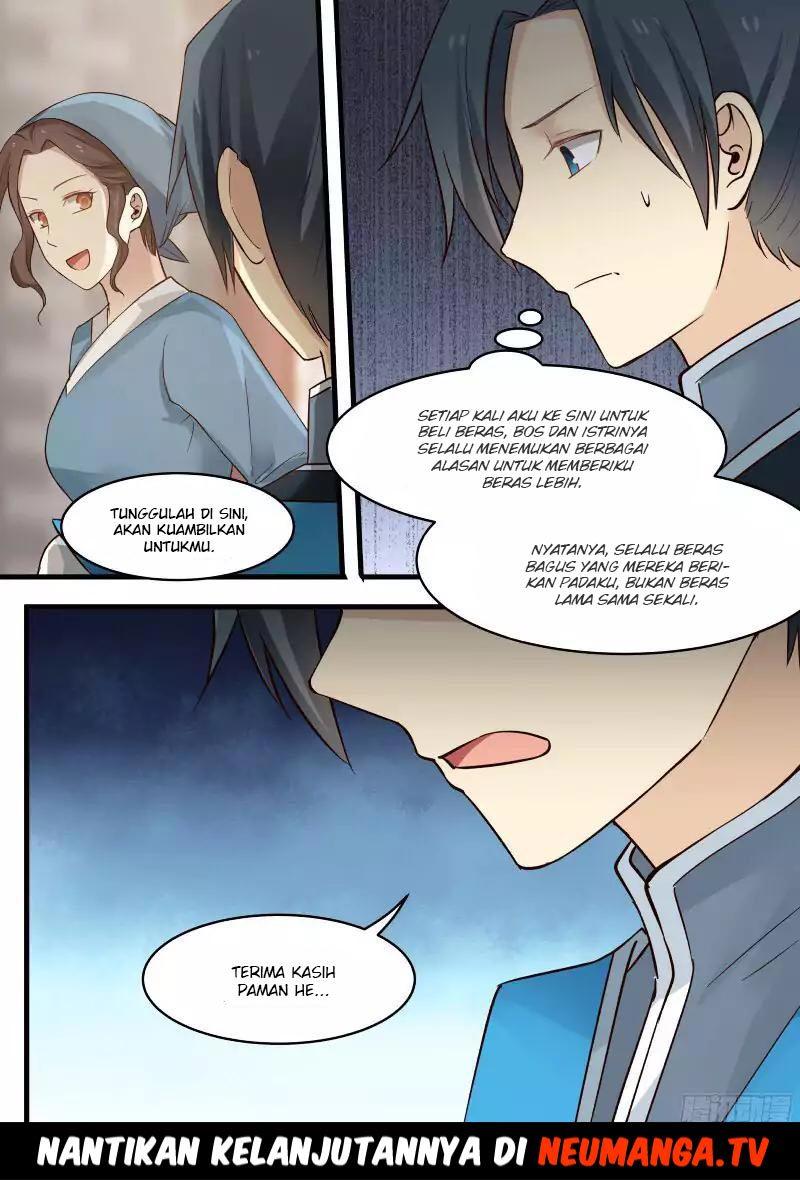 Baca Komik Martial Peak Chapter 13 Bahasa Indonesia KomikMama