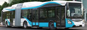 Los modelos de los nuevos 200 autobuses de la EMT