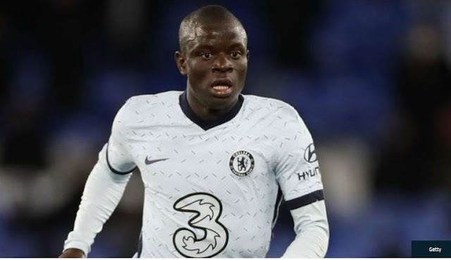 I Go Know Where! Kante Reveals How He Snubbed Transfer Move To Join PSG