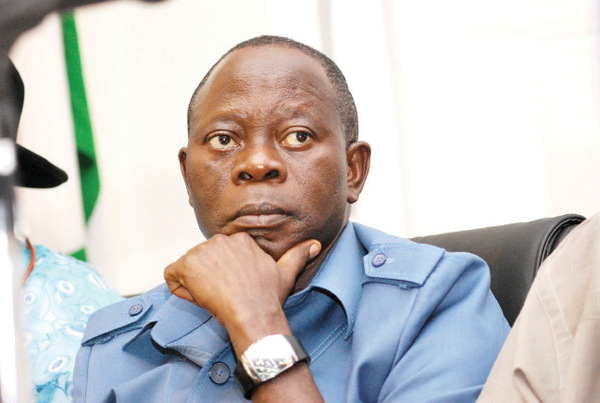 PDP 'Not An Option' In 2019 Presidential Election – Oshiomhole