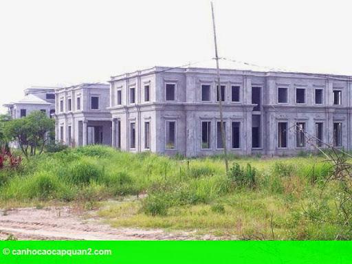 Hình 1: Dự án bất động sản ở Mê Linh (Hà Nội): Chìm trong cơn ác mộng