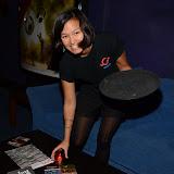 WWW.ENTSIMAGES.COM -   Anna de Guia-Eriksson    at Traveller - UK film premiere / Q&A at Genesis Cinema, 93-95 Mile End Road, London September 8th 2013                                           Photo Mobis Photos/OIC 0203 174 1069