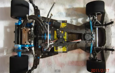Pancar a partir de um Tamiya F104