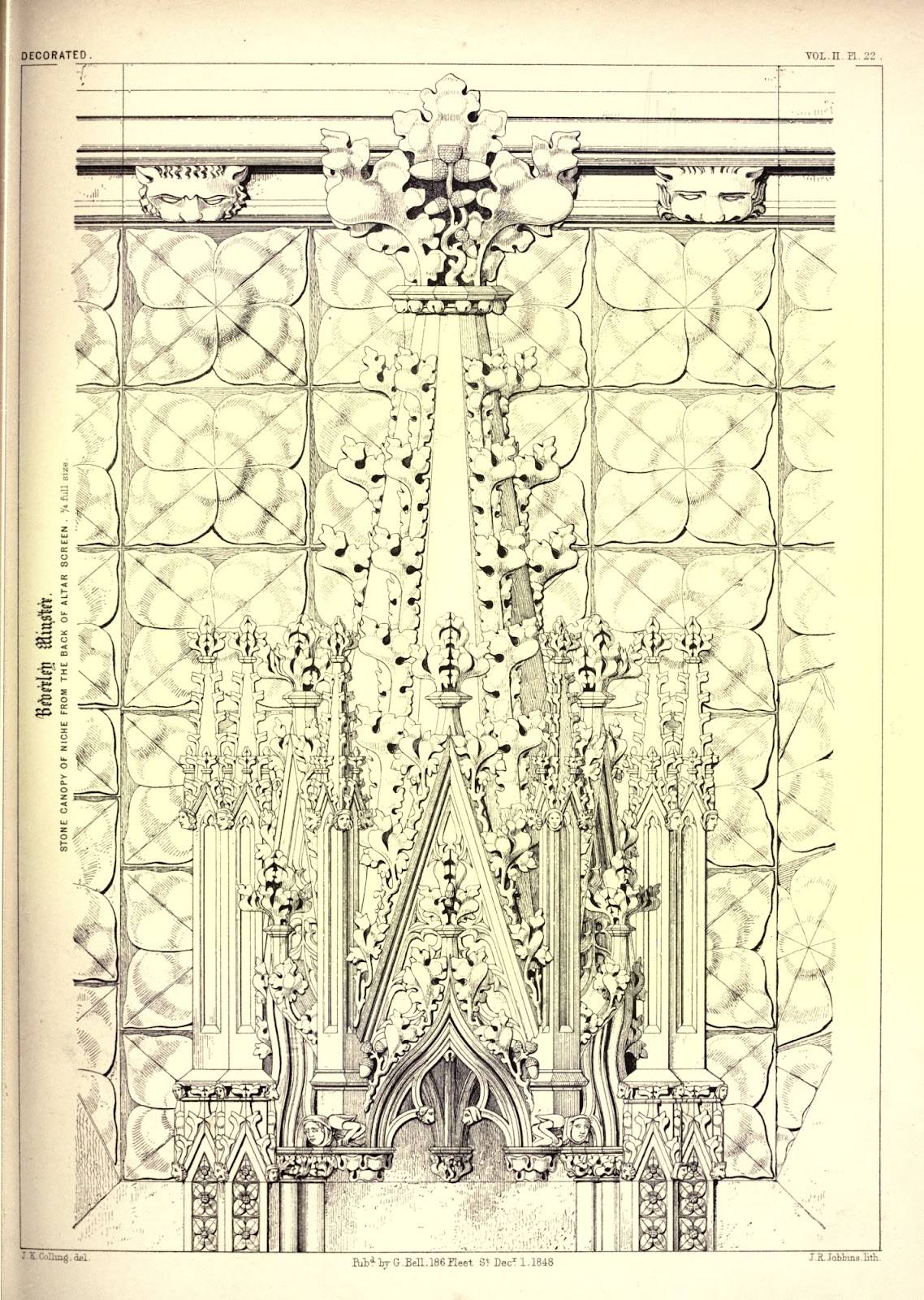 V Scans From Collings Gothic OrnamentsFrom The Image Archive