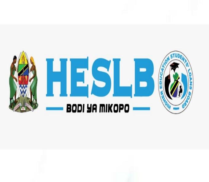 Majina Ya Waliokosea Kuomba Mkopo 2021/22 HESLB