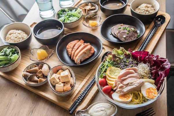 低升糖料理健康餐,健康飲食新食尚,多樣化菜色豐富您的用餐時光!umeal 優膳糧