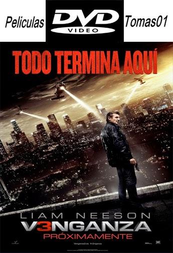 Taken 3 (Venganza 3) (2015) DVDRip