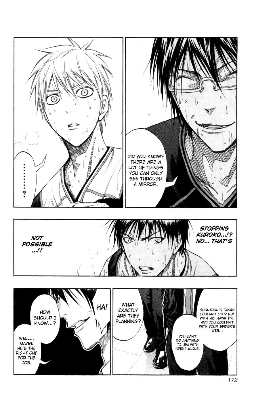Kuroko no Basket Manga Chapter 126 - Image 08