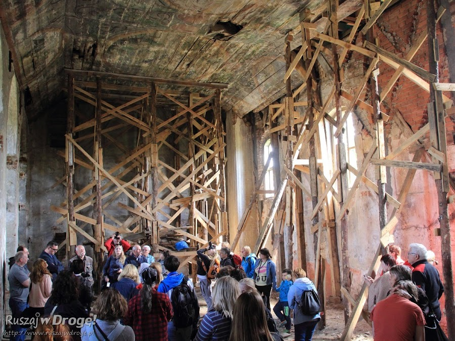 Ruiny Kościoła w Gnojewie