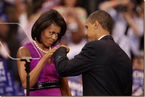 obamas fist bump