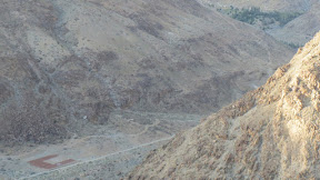 The village like settlement in top right corner is in POK