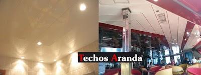 Techos aluminio Puerto de la Cruz