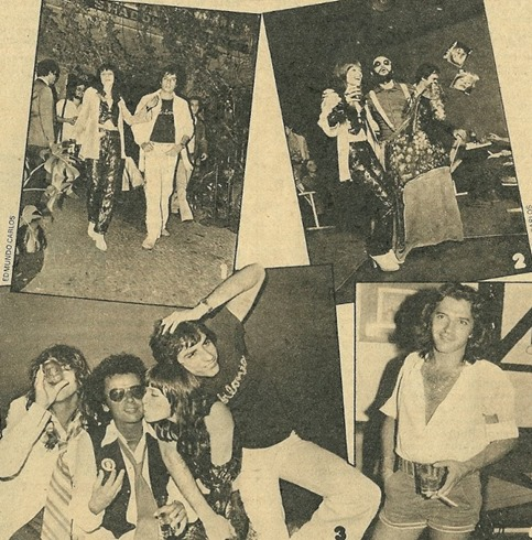 Angela Dust (Ezequiel Neves), Conta Tudo - Pop 1978-06