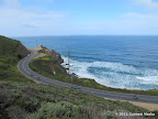 Views of Pacific and Highway 1 from Gray Whale Cove Trail