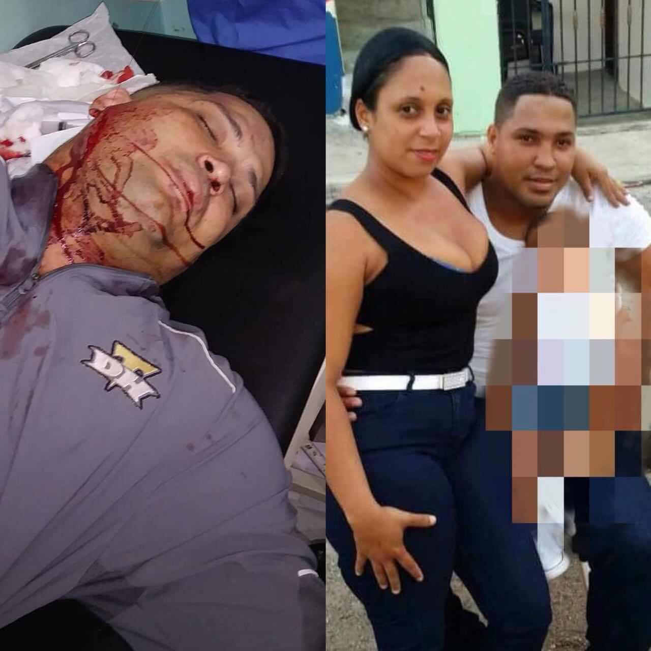 Dos militares resultan heridos en enfrentamiento por una mujer.