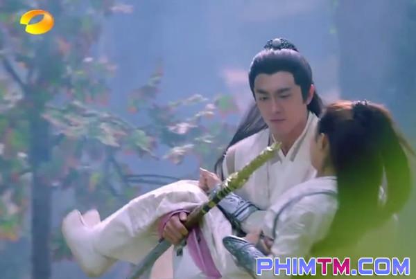 """""""Sở Kiều Truyện"""": Người u mê nhất phim đến giờ là nữ chính Triệu Lệ Dĩnh! - Ảnh 2."""