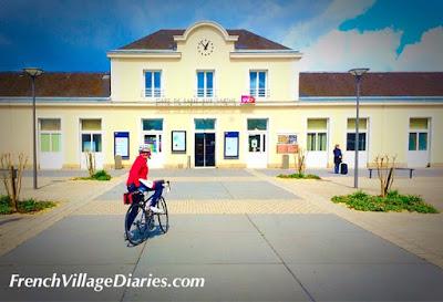 French Village Diaries 455km cycling La Sarthe à Vélo