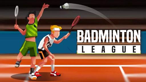 Badminton League APK MOD DINHEIRO INFINITO