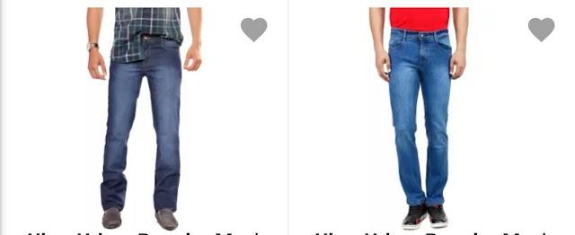 (Ended) Flipkart - BuyUber Urban Regular mens Jeans Pants Starting From Rs.245 Only