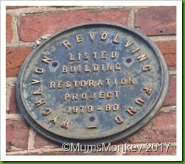 listed building plaque