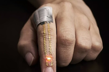 See What Scientists Just Created, Electronic Skin Nanomesh