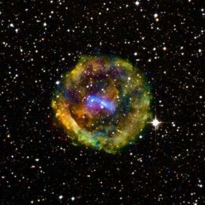 remanescente de supernova G11.2-0.3