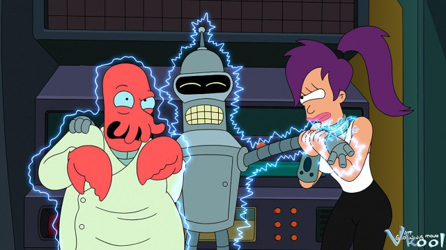 Xem Phim Bữa Tiệc Của Trò Chơi - Futurama: Bender