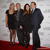 WWW.ENTSIMAGES.COM -     Nettie Mason, Nick Mason and Ben Miller    arriving at    Soul Boys Of The Western World - UK film premiere at Royal Albert Hall, London September 30th 2014Premiere of documentary about the group, charting their rise to fame in the 1980s - Spandau Ballet The Film                                                    Photo Mobis Photos/OIC 0203 174 1069