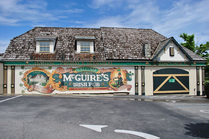 McGuire Irish Pub