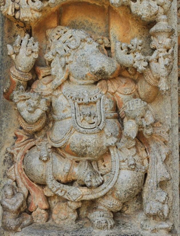 Vishnu in Varaha Avatar at the Keshava Temple in Somnathpur, Karnataka