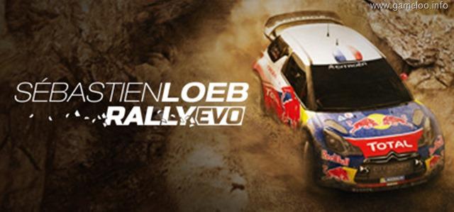 Sébastien Loeb Rally EVO–CODEX REPACK