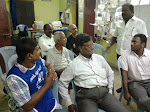 Coffee with South Chennai Candidate Jai