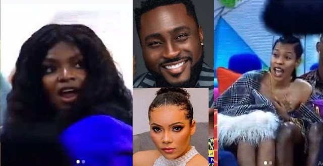 BBNaija: Housemates Express Utmost Shock As Maria And Pere Revealed As Wildcards [Video]