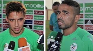 CAN-2017 (qualifications) Algérie : Bennacer et Ferhani, deux nouveaux aux grandes ambitions (vidéo)