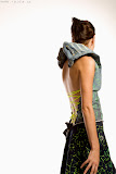 – P I G Y -recyklace šaty, orientační cena 3.000,-Kč,