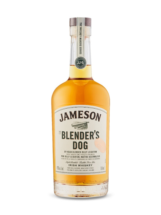 Logo for Jameson Blenders Dog