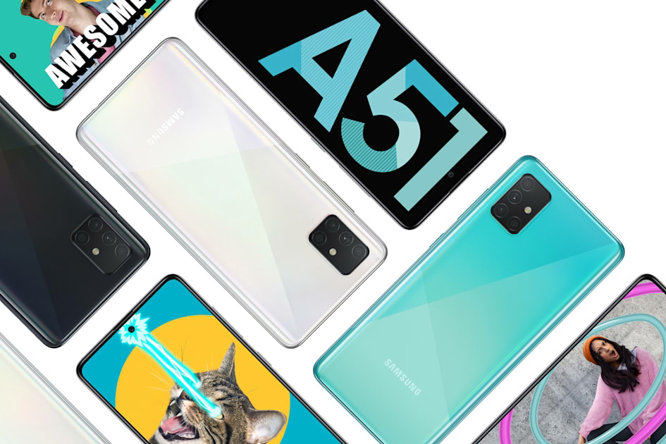Samsung's Galaxy A51 is a viable alternative to the iPhone SE if you're looking for a mid-priced phone, but you've been out of luck if you wanted to get it through a carrier besides Sprint or Verizon (Engadget's parent company).