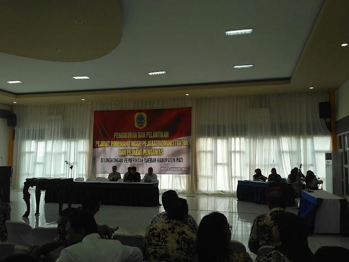 Gagal Lagi Pelantikan Pejabat di Kabupaten Pati