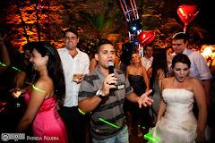 Foto 2197. Marcadores: 05/12/2009, Casamento Julia e Erico, MC, MC Anjinho, Rio de Janeiro