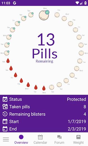 BC Pill Reminder 1.0.3 screenshots 2