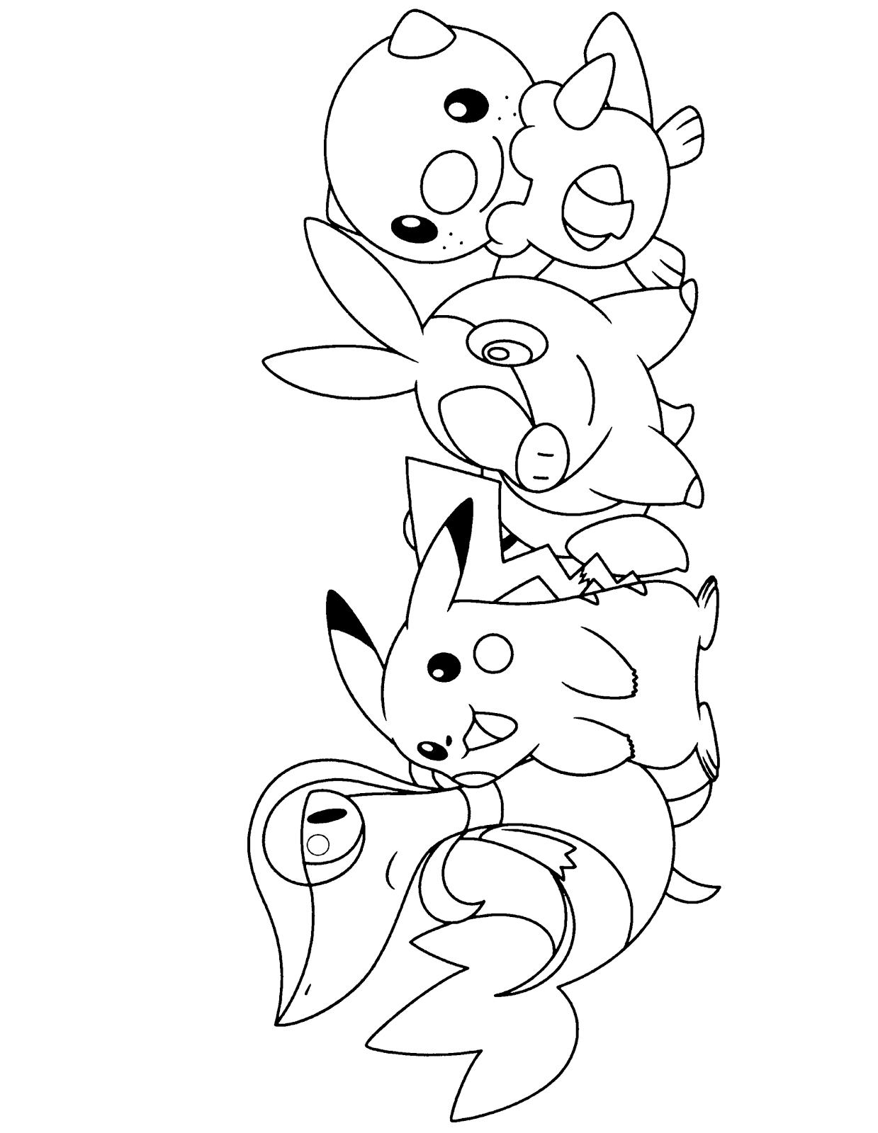 Pokemon Black And White 2 Coloring Pages Pokemon White 2 - Free...