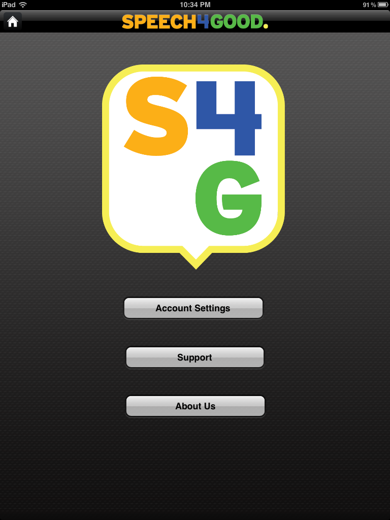 Speech4Good Account icon