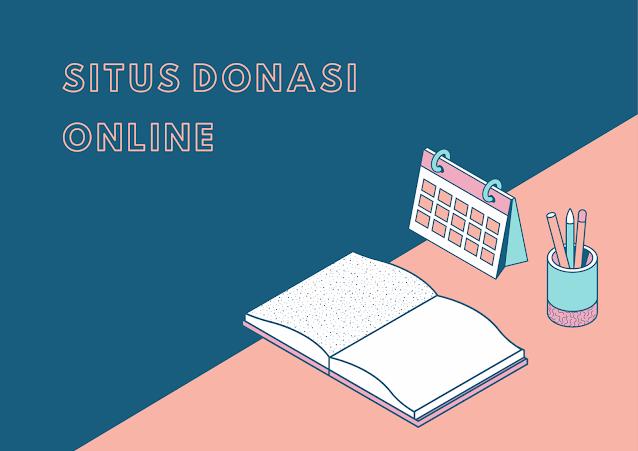 Situs donasi online