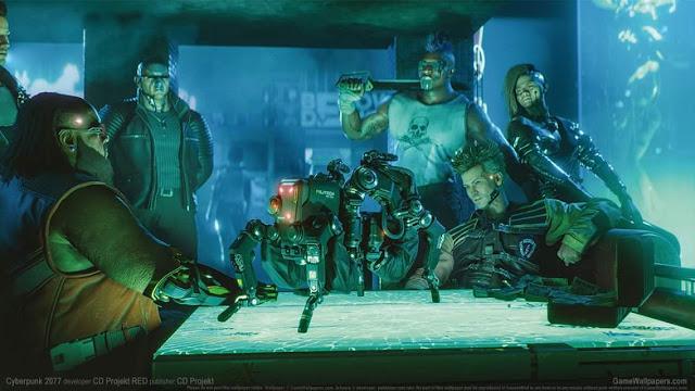 Cyberpunk 2077 ispira un fan a creare una colonna sonora