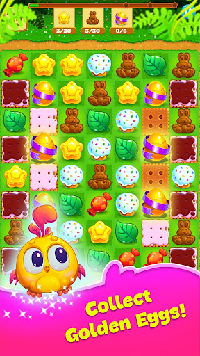 Easter Sweeper - Chocolate Bunny Match 3 Pop Games 2.1.1 screenshots 3