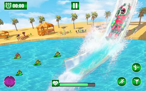 Robot Water Slide 1.0.9 screenshots 10