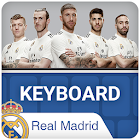Real Madrid Official Keyboard icon