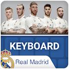 Clavier officiel du Real Madrid icon